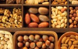 Грецкие орехи при геморрое
