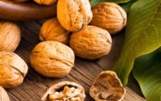 Польза грецких орех для женщин