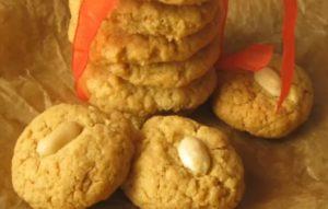 Печенье с бантиком