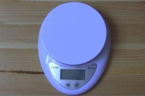 весы на кухню