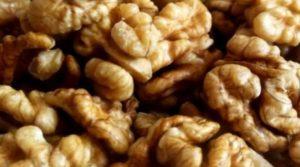 ядра грецких орешков